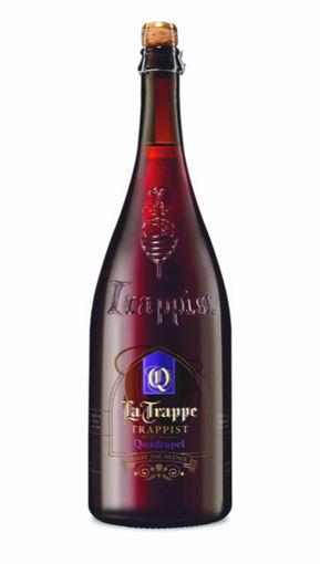 Afbeeldingen van LA TRAPPE QUADRUPEL MAGNUM 1,5L