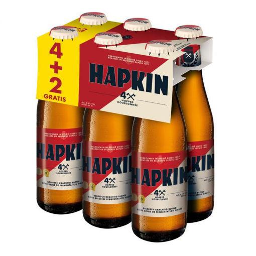 Afbeeldingen van HAPKIN (4+2 GRATIS)X33CL